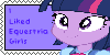 I Liked equestria Girls- Stamp by 2ButterBall3