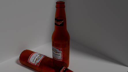 Budweiser bottles by RetiredAccount984