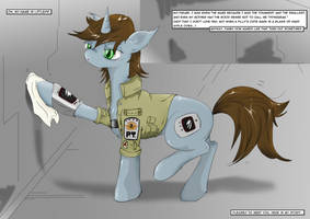 Fallout: Equestria ~ Prologue Page 8 - 9 by MajorBrons