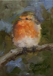 Robin by JoeyBee60
