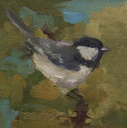 Mini Chickadee by JoeyBee60