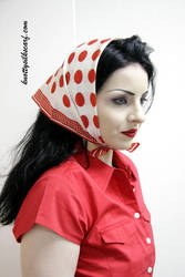 Straight Out of the 1950's by knottysilkscarf