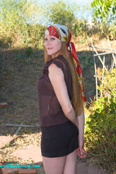 Gypsy Tie - Darby by knottysilkscarf