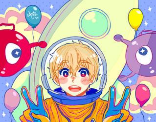 Future Fish Nagisa by magic16879