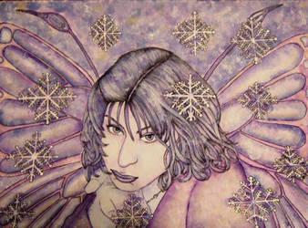 Winter Fairy by DeanaRackley