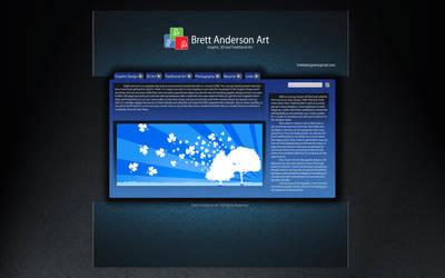 Web design by designerbrett