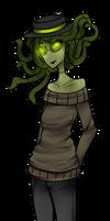 Medusa by MythsandMonsters