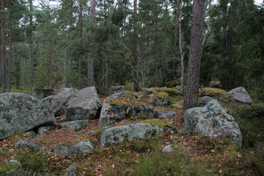 Rocks 003 by neverFading-stock