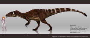 Megaraptor by Christopher252