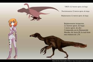 Beipiaosaurus version2 by Christopher252