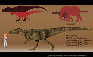 Megalosaurus by Christopher252