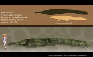 Prionosuchus. by Christopher252