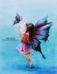 You Are Beautiful, Sister by Keyade