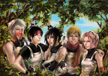 Team 7 : Our Future by Keyade