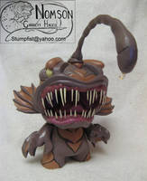 My First Custom Munny by Stumpfist