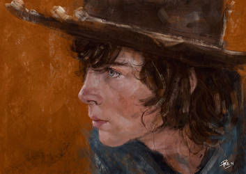 Carl by fishglow