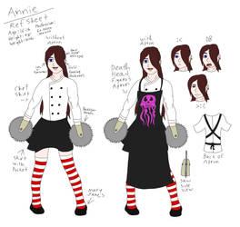 Annie Design by digitalSatyr23