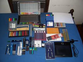Tools of trade by Rafafa