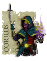 Corrus by MrGwynplaine