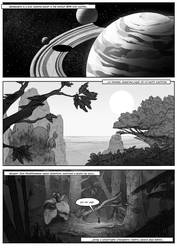 Future Space Adventures | Episode 1 - Page 1 by UrbanMelon