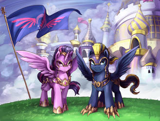 Defenders of Twilight by Audrarius