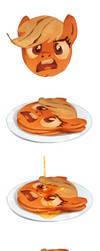 Pancake by Audrarius