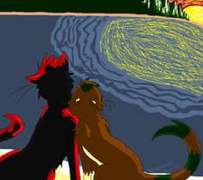 .:spiritwolf623 Prize 1:. by hakura-lives