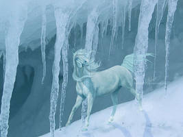 FRAGILE AS ICE [ART TRADE] by ellipsiem