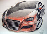 Audi Locus - concept car by WhiteSylver
