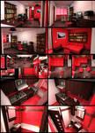 Studio redesign by E1design