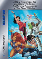 Dick Grayson Special - Titans Founder by overpower-3rd