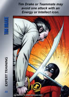 Tim Drake Special - Expert Training by overpower-3rd