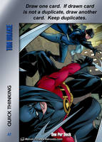 Tim Drake Special - Quick Thinking by overpower-3rd