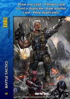 Cable Special - Battle Tactics by overpower-3rd