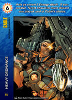 Cable Special - Heavy Ordnance by overpower-3rd