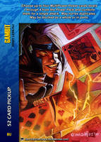 Gambit Special - 52 Card Pickup by overpower-3rd