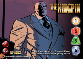 The Kingpin (Wilson Fisk) Character by overpower-3rd