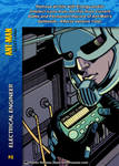 Ant-Man Special - Electrical Engineer by overpower-3rd