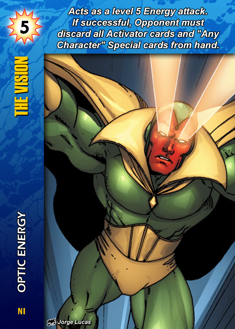 The Vision Special - Optic Energy by overpower-3rd