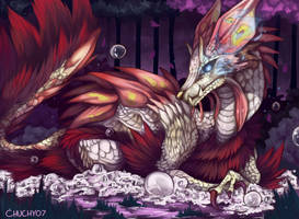 Heavenly Eye Mizutsune by chuchy07