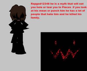 Rapgod12348 Myth by shevets-drawing-team