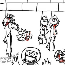 Death by rapgod12348 fan art for rapgod12348 by shevets-drawing-team