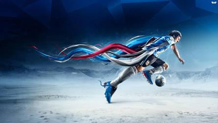 Lionel Messi by rokasme