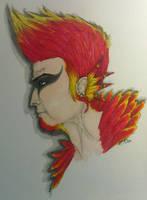 Like a Phoenix by KnifeInToaster