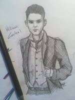 doodle #1 William Control by KnifeInToaster