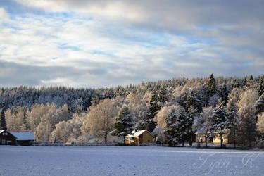 Talven ihmemaa by KnifeInToaster