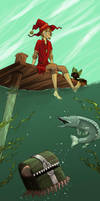 Rincewind's Summer by StormBay