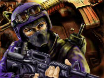 Counter Strike by MrSViks