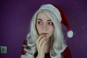 Christmas pin up 17 by GifsandStock