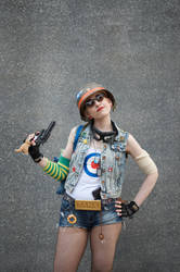 Tank Girl by GifsandStock